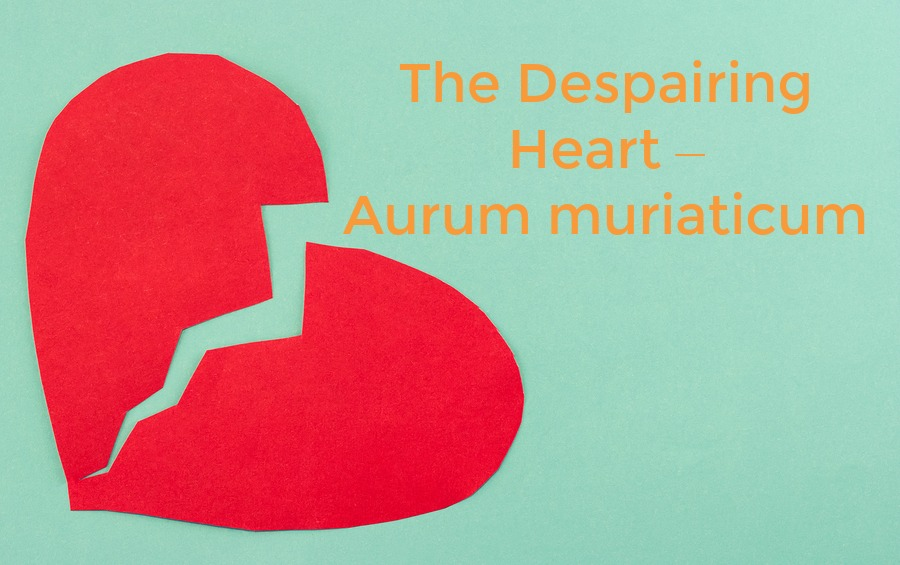 Heart - Aurum muriaticum