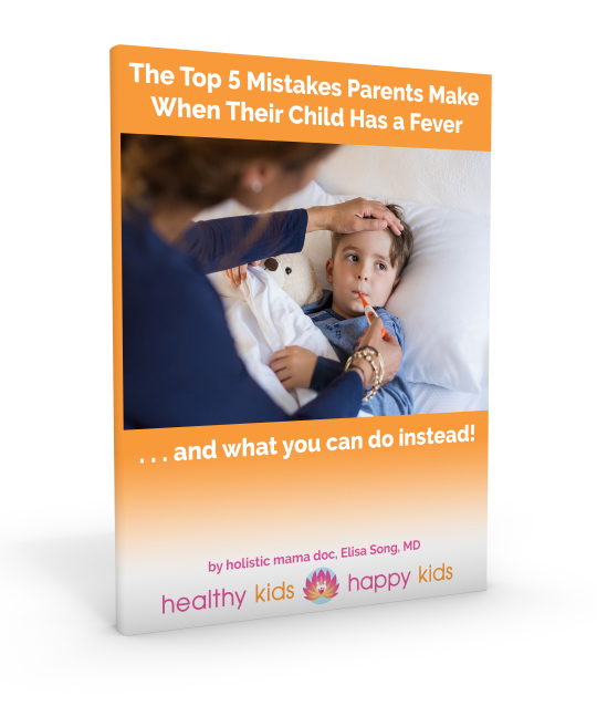 Top 5 Child Fever Mistakes
