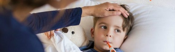 Treat Your Child's Flu – Naturally!