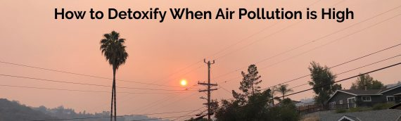 How to Detoxify When Air Pollution is High