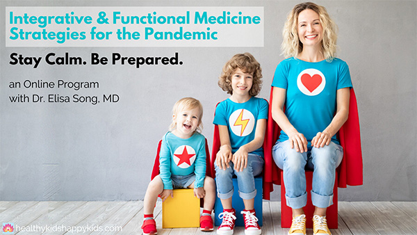 Integrative & Functional Medicine Strategies for the Pandemic